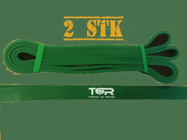 Grønn Strikk 2stk